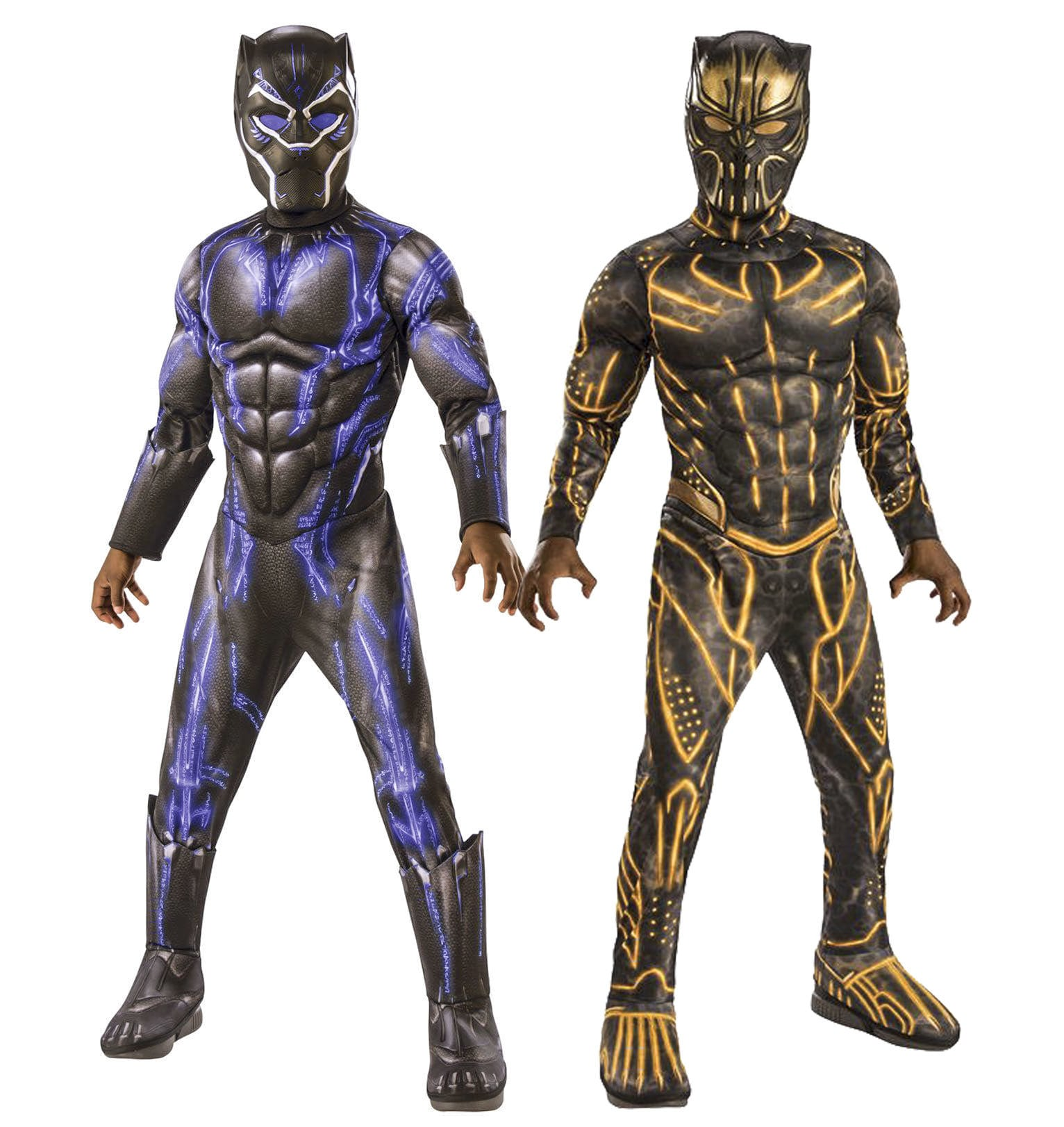Black Panther & Killmonger Costumes