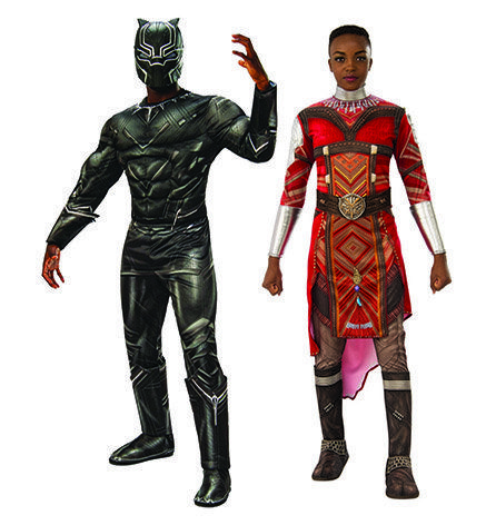 Black Panther & Dora Milaje