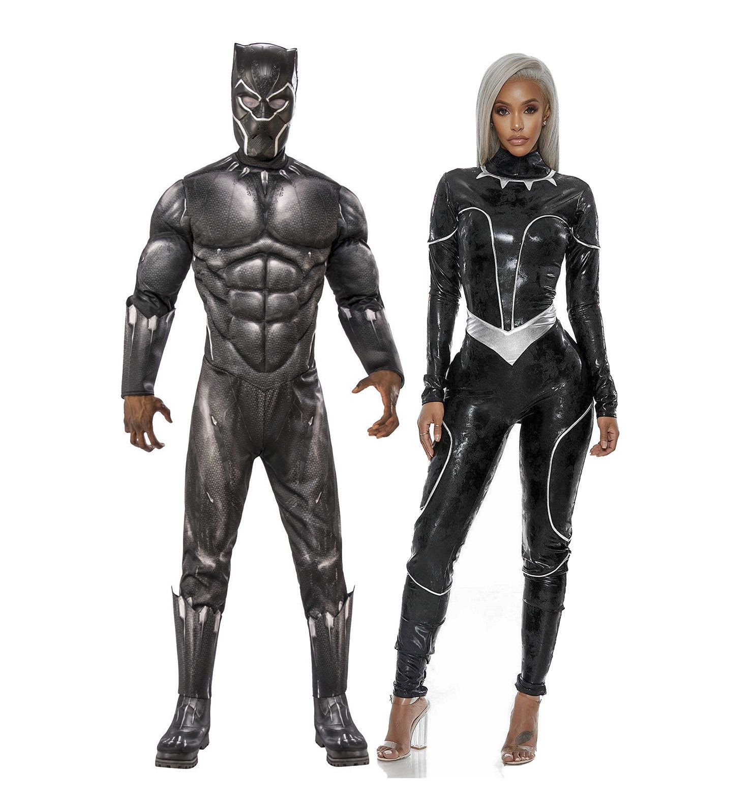 Black Panther Couple Costume Ideas