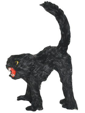 "12"" Scary Cat Prop"