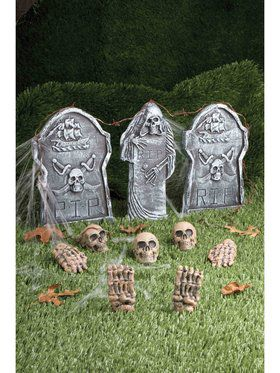 12pc Cemetery Kit