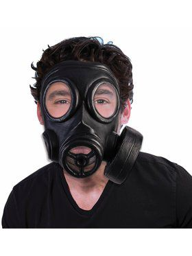 Black 1940s Gas 2018 Halloween Masks