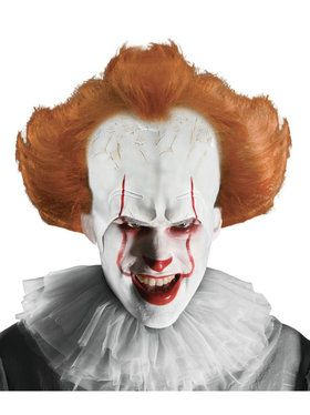 Pennywise 2017 Movie Clown Wig for Adults