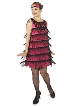 20's Adult Pink Flapper Costume