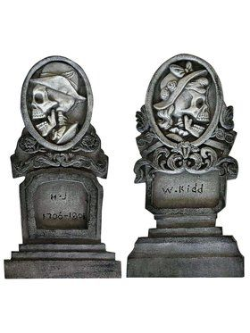 """22"""" Mansion Tombstone"""
