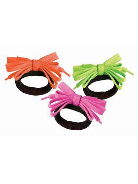 3Pk - Shoelace Hair Ties