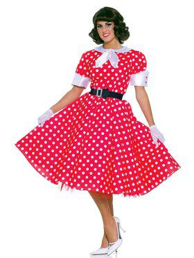50s Housewife Adult Costume