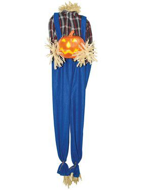 "57"" Animated Headless Scarecrow"