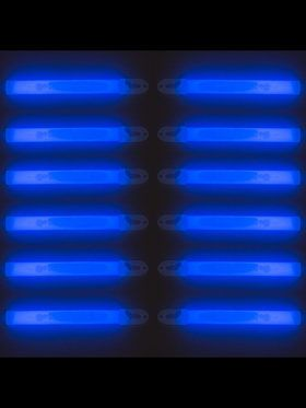 Blue Glow Sticks