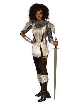 A Knight To Remember Women's Costume