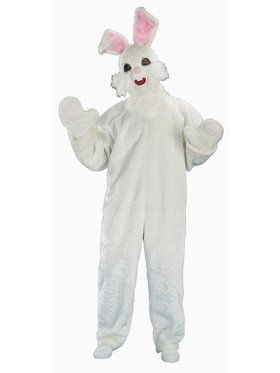Funny Bunny Adult Costume