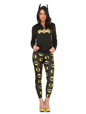 Adult Batgirl Leggings