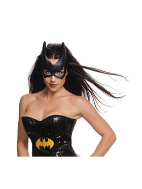 Adult's Batgirl 2018 Halloween Masks