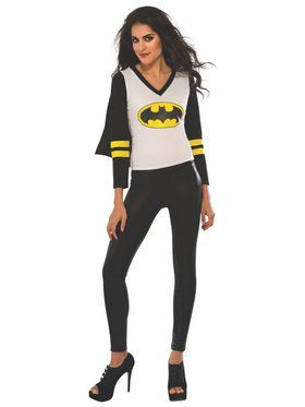 Adult Batgirl Sporty T - shirt