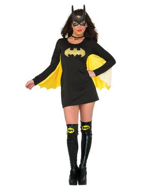 Batgirl Wing Dress for Adults