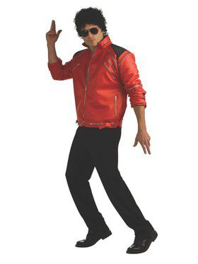 Adult Beat It Deluxe Michael Jackson Jacket
