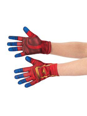 Womens Captain Marvel Gloves