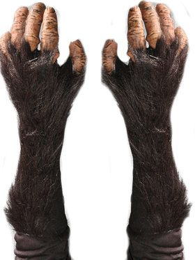 Adult Chimp Gloves One-Size