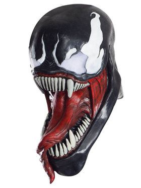 Adult Classic Venom Signature Series 2018 Halloween Masks