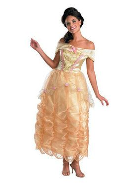 Belle Deluxe Adult Disney Costume