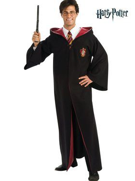 Deluxe Adult Harry Potter Robe Costume