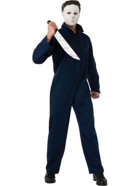 Adult Deluxe Michael Myers Costume