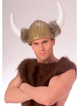 Adult Deluxe Viking Helmet