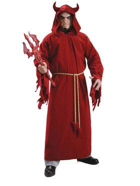 Adult Devil Lord Costume