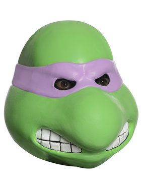 Adult Donatello Overhead Latex Mask