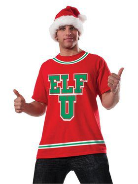 Adult Elf U T-shirt