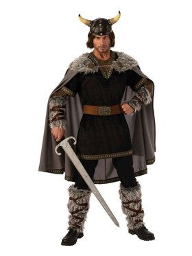 Elite Viking Warrior Costume For Men