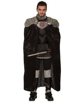 Evil King Adult Cape
