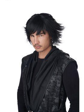 Feathered Cosplay Adult Wig