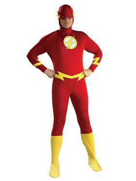 The Flash Costume for Adults