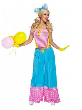 Adult Floppie The Clown Costume