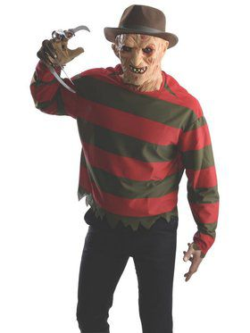 Adult Freddy Shirt with Mask