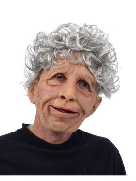 Grandma Marge Adult Mask