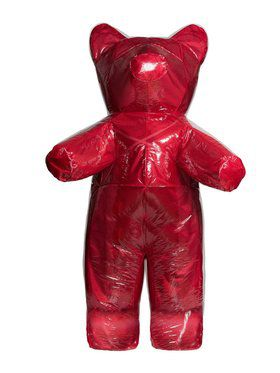 Inflatable Costume - Gumbo The Bear - for Adults
