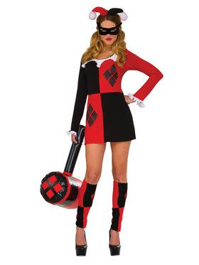 Women's Harley Quinn Dress