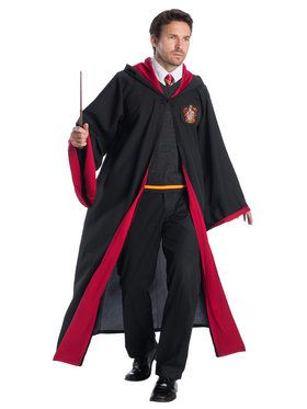Adult Harry Potter Gryffindor Student Costume