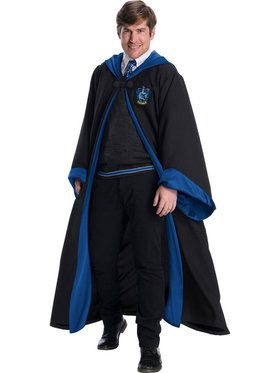 Adult Harry Potter Ravenclaw Student Costume