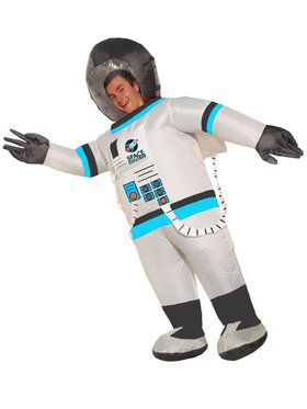 Adult Inflatable Astronaut Costume