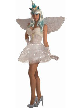 Adult Light Up White Tutu