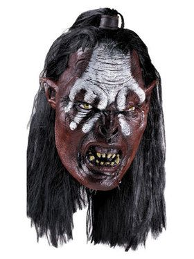 Adult Lurtz Mask Lord of the Rings