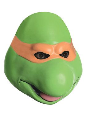 Adult Michelangelo Overhead Latex Mask