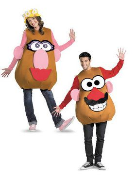 Adult Mister Or Ms Potato Head Costume