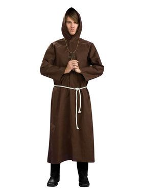 Adult Monk Robe Costume