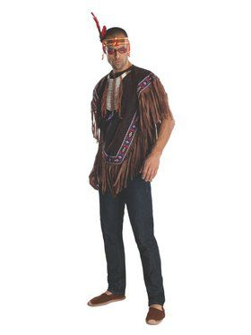 Adult Native America Costume