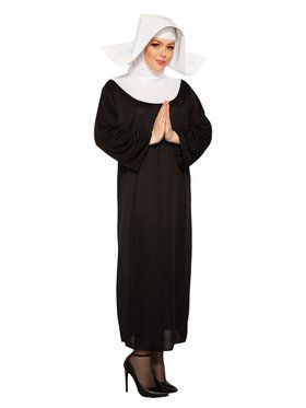 Adult Nun Better Adult Costume