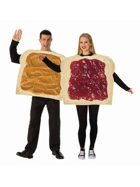 Jelly & Peanut Butter Costume